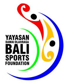 BALI SPORTS FOUNDATION LOGO 2011